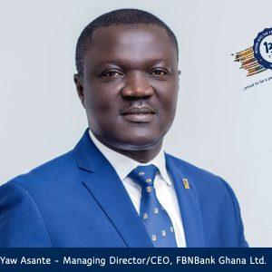 FBNBank appoints Victor Yaw Asante as New MD in Ghana